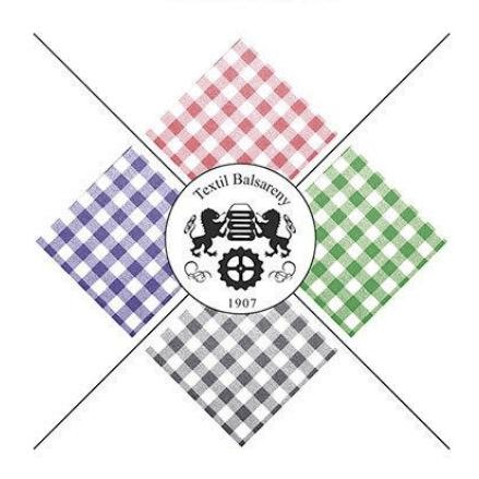 Logo gama CADI, telas vichy textil balsareny