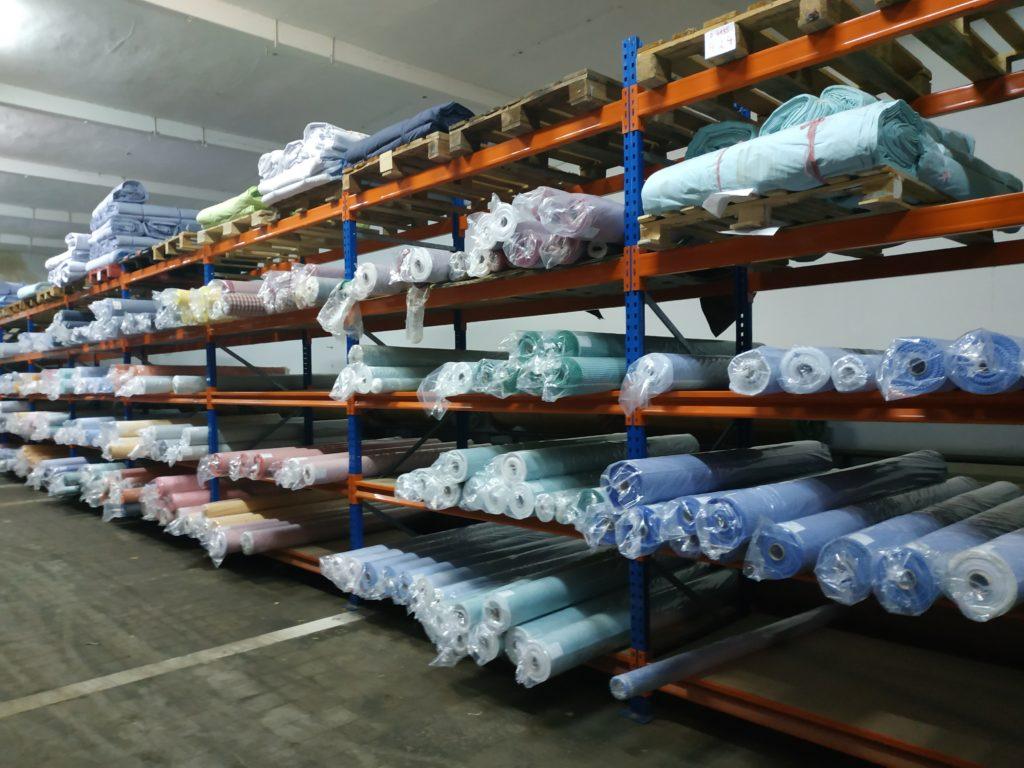 vichy telas de alta costura industria