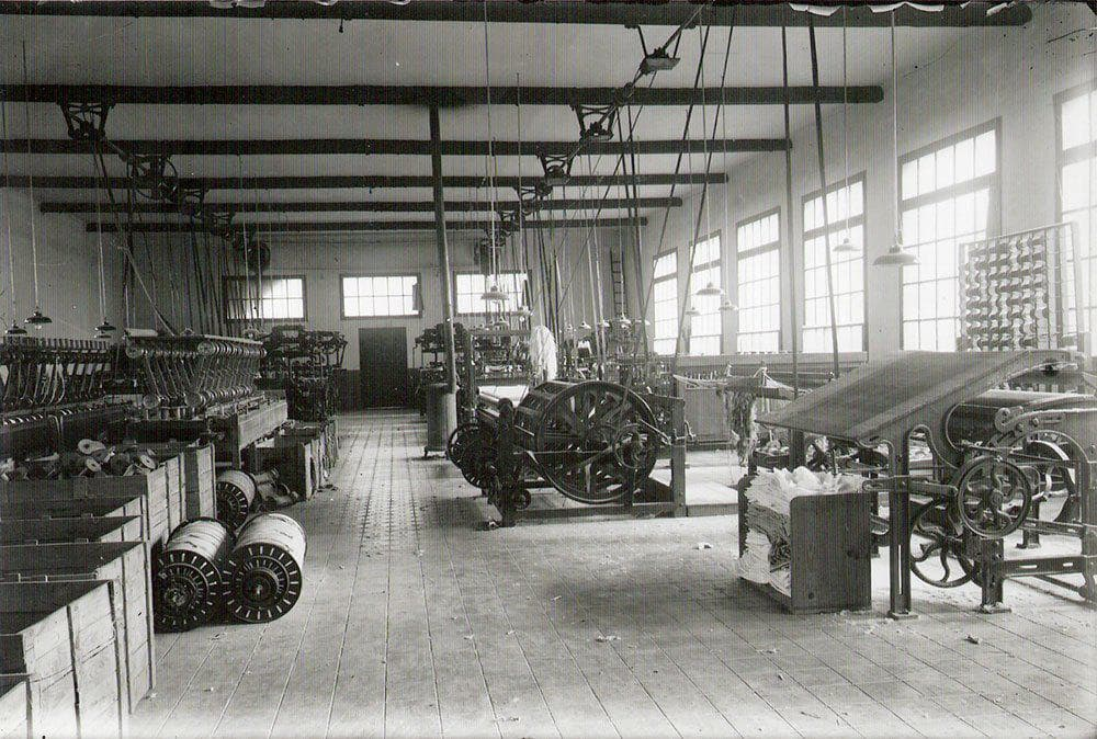 vichy telas de alta costura maquinaria